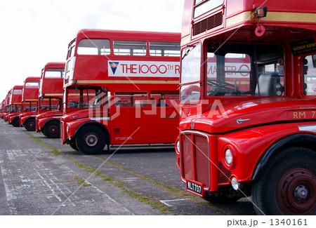 ロンドンバス大集合 1340161