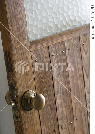ドアノブの写真素材 [1345293] - PIXTA