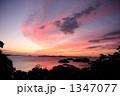 松島の朝焼け 1347077