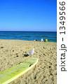 大西洋の夏の海 1349566