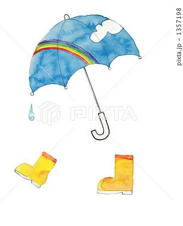雨の日 1357198