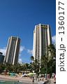 オアフ島 ワイキキ ワイキキビーチの写真 1360177