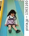 すべり台 滑る スベリダイの写真 1363160