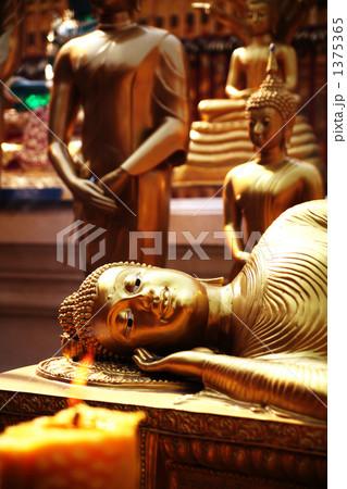 寝釈迦仏像 1375365