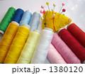針山と縫い糸たち 1380120