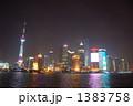 浦東のライトアップ 1383758