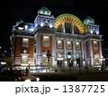 中之島公会堂の夜 1387725