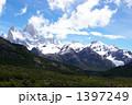 フィッツロイ フィッツ・ロイ フィッツ・ロイ山の写真 1397249