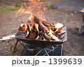 昼間の焚き火 1399639