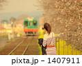 真岡鉄道のディーゼル列車 1407911