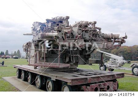 128mm連装高射砲 FlaK40 ツヴィリング 1410754