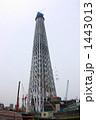 建築中の東京スカイツリー 1443013