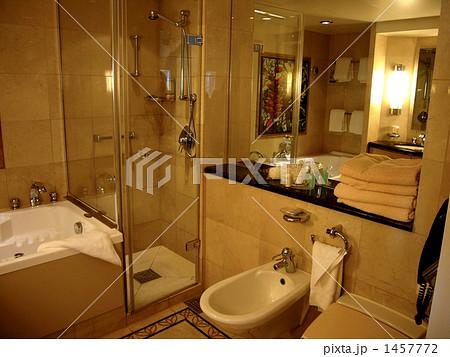 高級ホテルのバスルーム 1457772