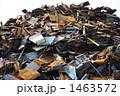 スクラップ 鉄屑 産業廃棄物の写真 1463572