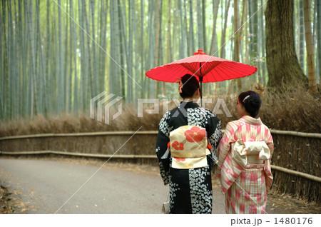 和傘 女性 1480176