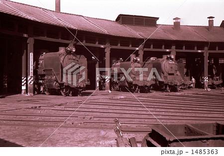昭和42年平機関区 常磐線 C62 C57 1485363