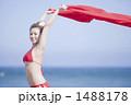 水着 人物 海の写真 1488178
