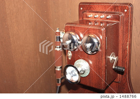 クラシックな電話 1488766