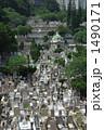 香港の墓地 1490171