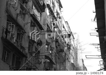 香港の街 1490174