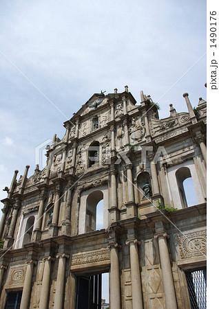 聖ポール天主堂 1490176