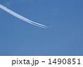 飛行機雲 1490851