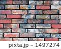 レンガの壁 1497274