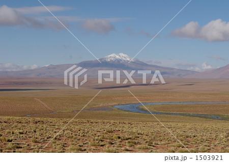 アンデスの山 1503921
