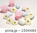 ドラジェと花のキャンドル 1504484