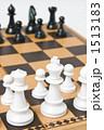 駒 ボードゲーム チェスボードの写真 1513183
