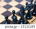 チェスボード ボードゲーム 駒の写真 1513185