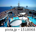 船上 豪華客船 デッキの写真 1518068