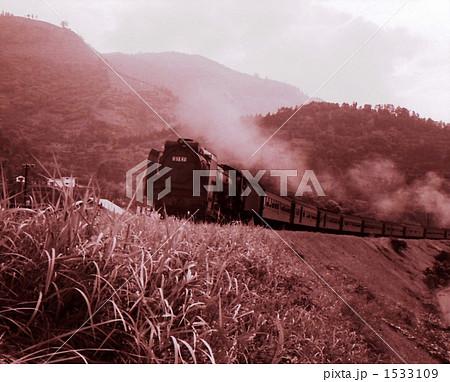 D52牽引御殿場線客車列車 昭和40年 1533109