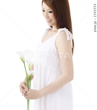 清純な女性 1542553