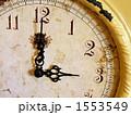 掛時計 時計 古時計の写真 1553549