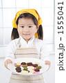 幼児 クッキー お菓子作りの写真 1555041