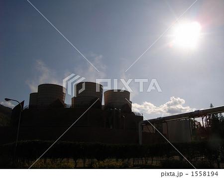 地熱発電所イメージ(1) 1558194