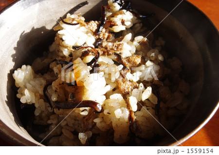 ヒジキご飯 1559154