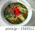 ソーキそば 沖縄そば 麺の写真 1565512