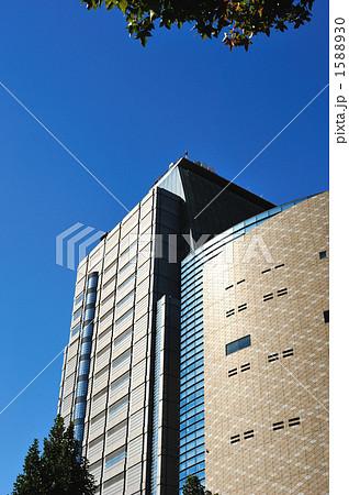 旧大阪NHK跡地前から大阪NHK方面の風景 1588930