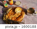 ネパールの朝食 1600188