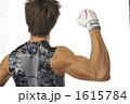 力こぶ 上腕二頭筋 上腕筋の写真 1615784