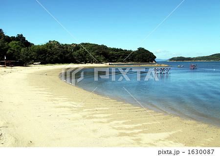 小豆島の浜辺 1630087