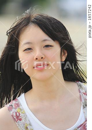 水着から着替えた女子高生 1657242