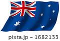 オーストラリアの国旗 1682133