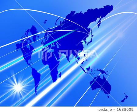 イラスト素材: グローバル 発展 イラストのイラスト