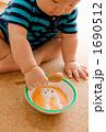 赤ちゃんとウサギの離乳食 1690512