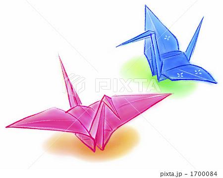 折鶴 のイラスト素材 1 ページ ... : 年賀状 羊の絵 : 年賀状