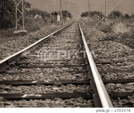 どこまでも続く線路 1703576