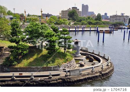 石川島公園の写真素材 [1704716]...
